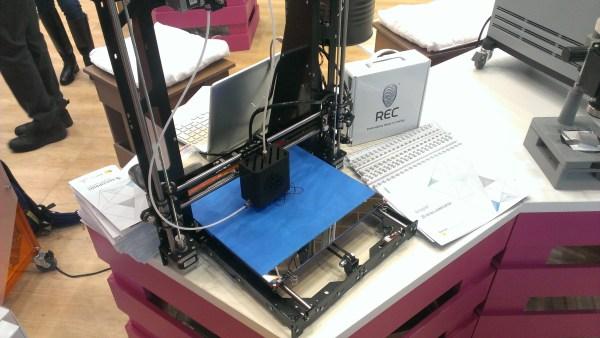 3D принтеры пробивают себе дорогу