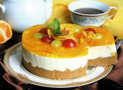 Основы торта