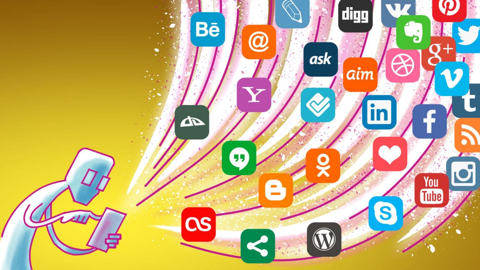 Социальный сетевой маркетинг